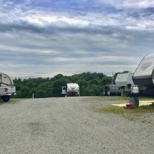 Full RV Hookups West Virginia