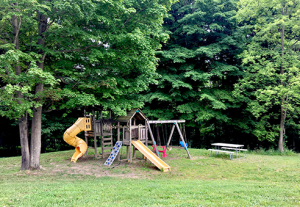Camp Playground Valley Grove