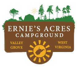 Ernie's Campground West Virginia